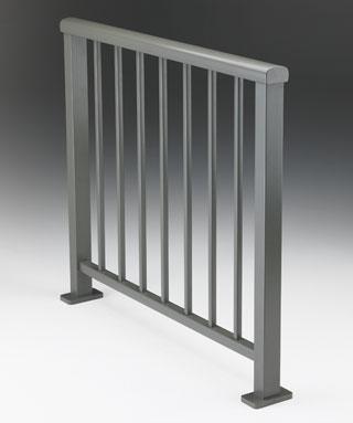 Ascot Aluminium Balustrade