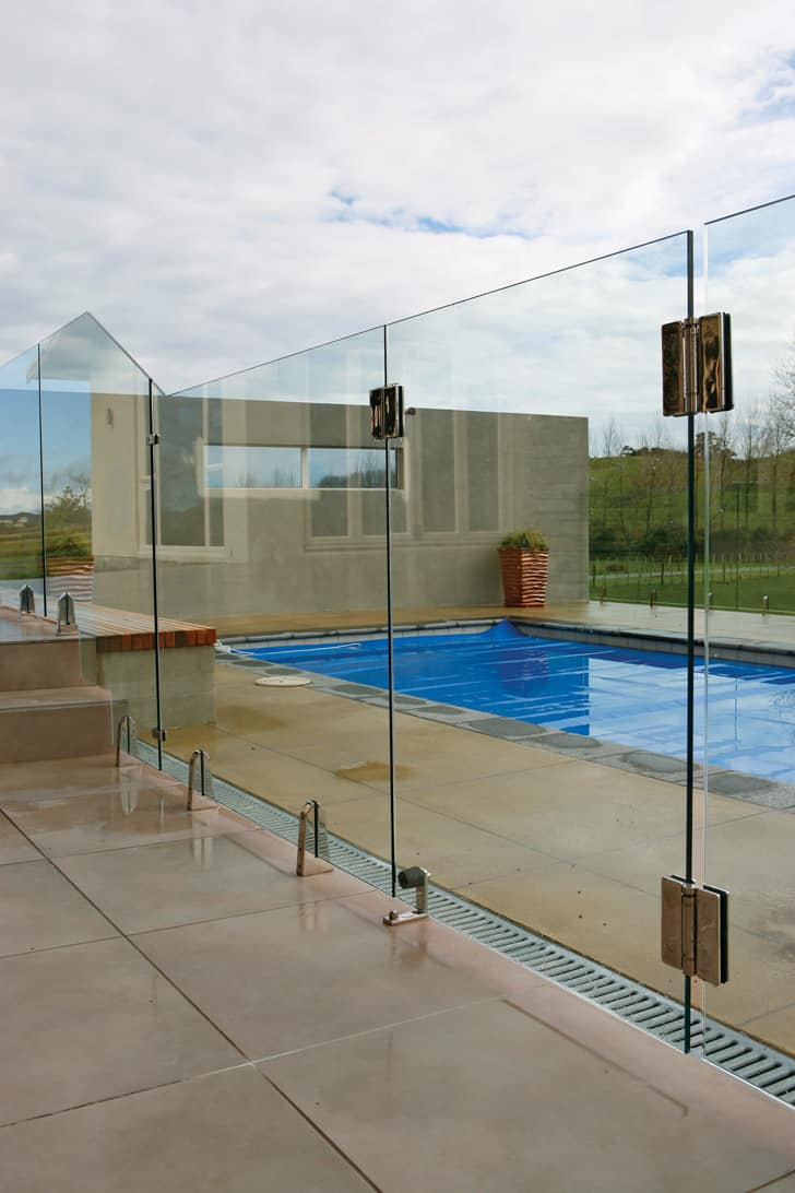 Frameless Glass Pool Fences Canterbury Balustrades