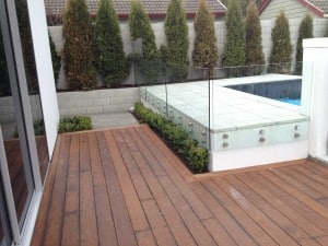 Canterbury Balustrade | Frameless Pool Fences | Standoff Fittings