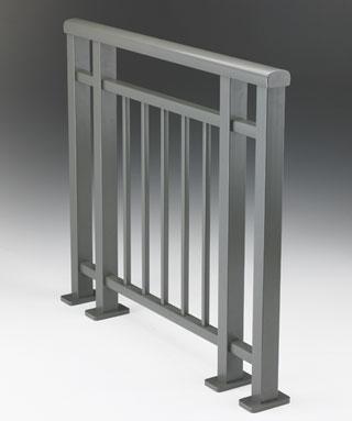 Wilton Aluminium Balustrade