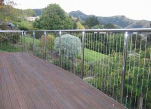 Custom Balustrade Stainless Steel Wire