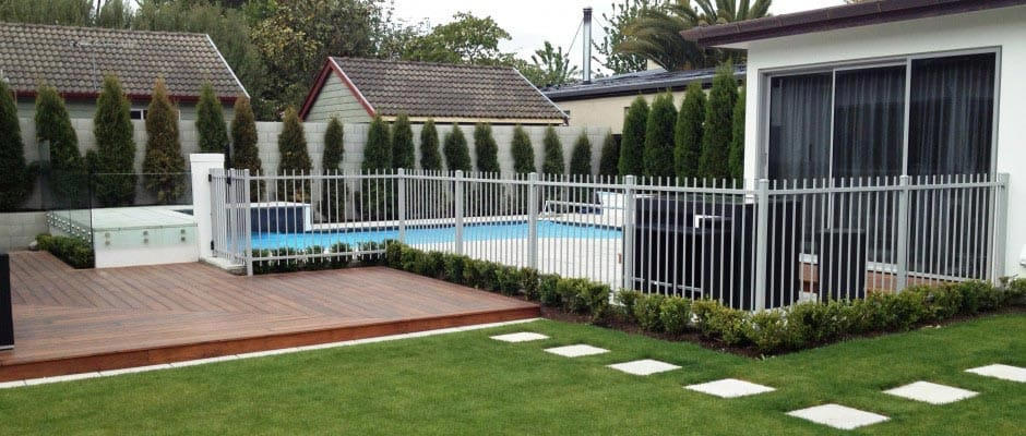 Aluminium Pool Fences