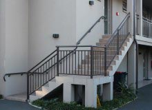 Canterbury Balustrade | External Handrails