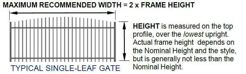 Canterbury Balustrade | Gates