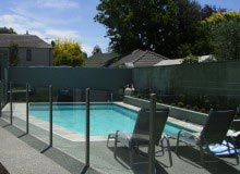 Semi Framed Pool Fences