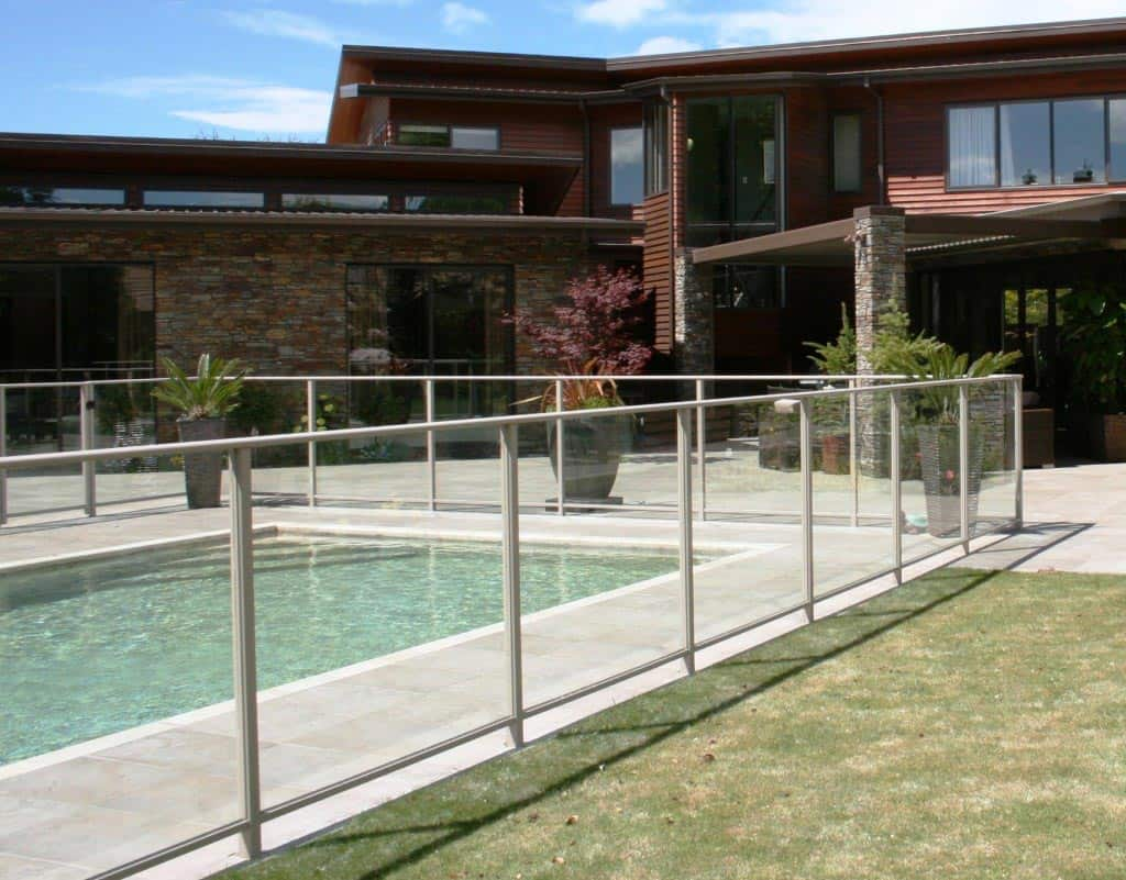 Framed Glass Pool Fences Canterbury Balustrades