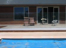 Frameless Glass - Pool Fence - Top Fix Clamp Channel