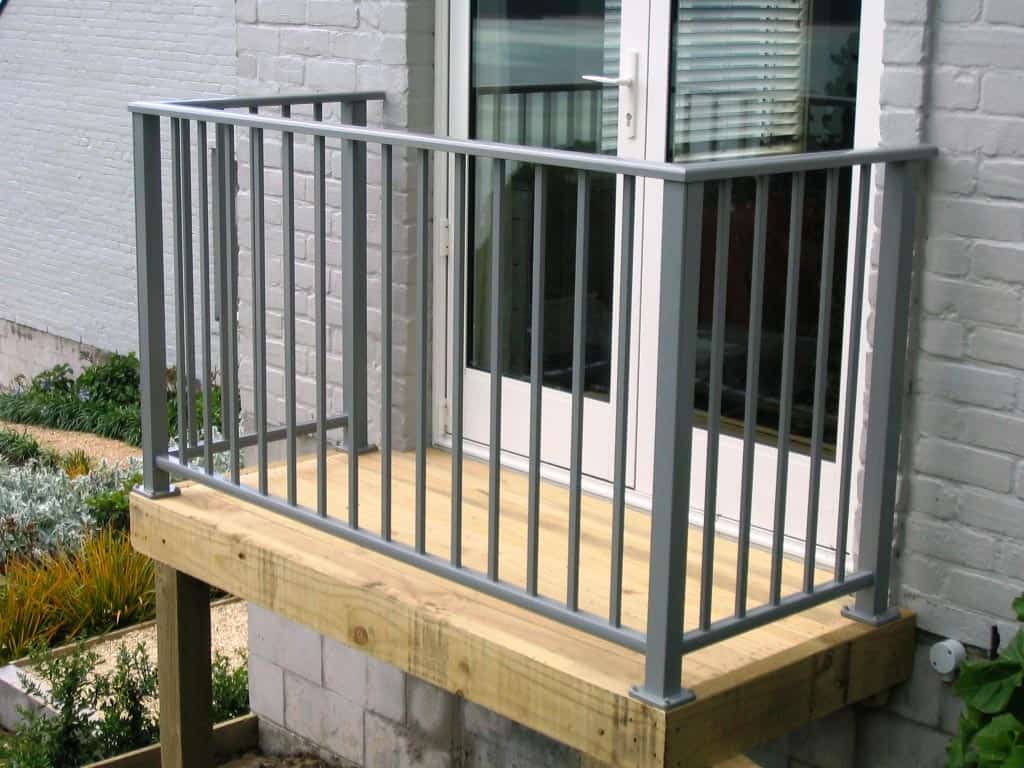 aluminium balustrades canterbury balustrades. Black Bedroom Furniture Sets. Home Design Ideas