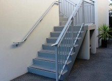 Canterbury Balustrade| Aluminium Handrail | Profiled Rail