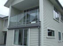 Canterbury Balustrade | Framed Glass | Avon Style | Face Fixed