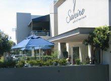 Canterbury Balustrade   Windbreak  Cafe
