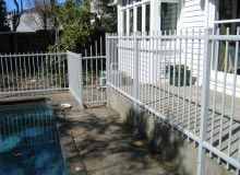 Aluminium Pool Fence