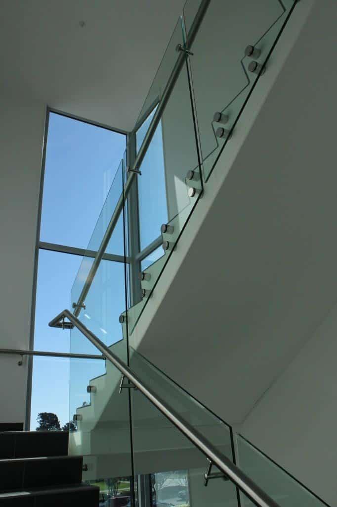 Frameless Glass Balustrades Canterbury Balustrades
