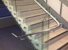 Canterbury Balustrade | SS Handrail