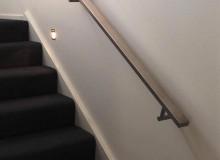 Canterbury Balustrade   SS Handrail   Rectangular