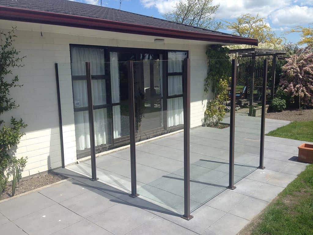 Windbreaks Canterbury Balustrades