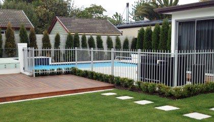 Aluminium Pool Fences