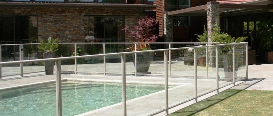 Framed Glass Pool Fences