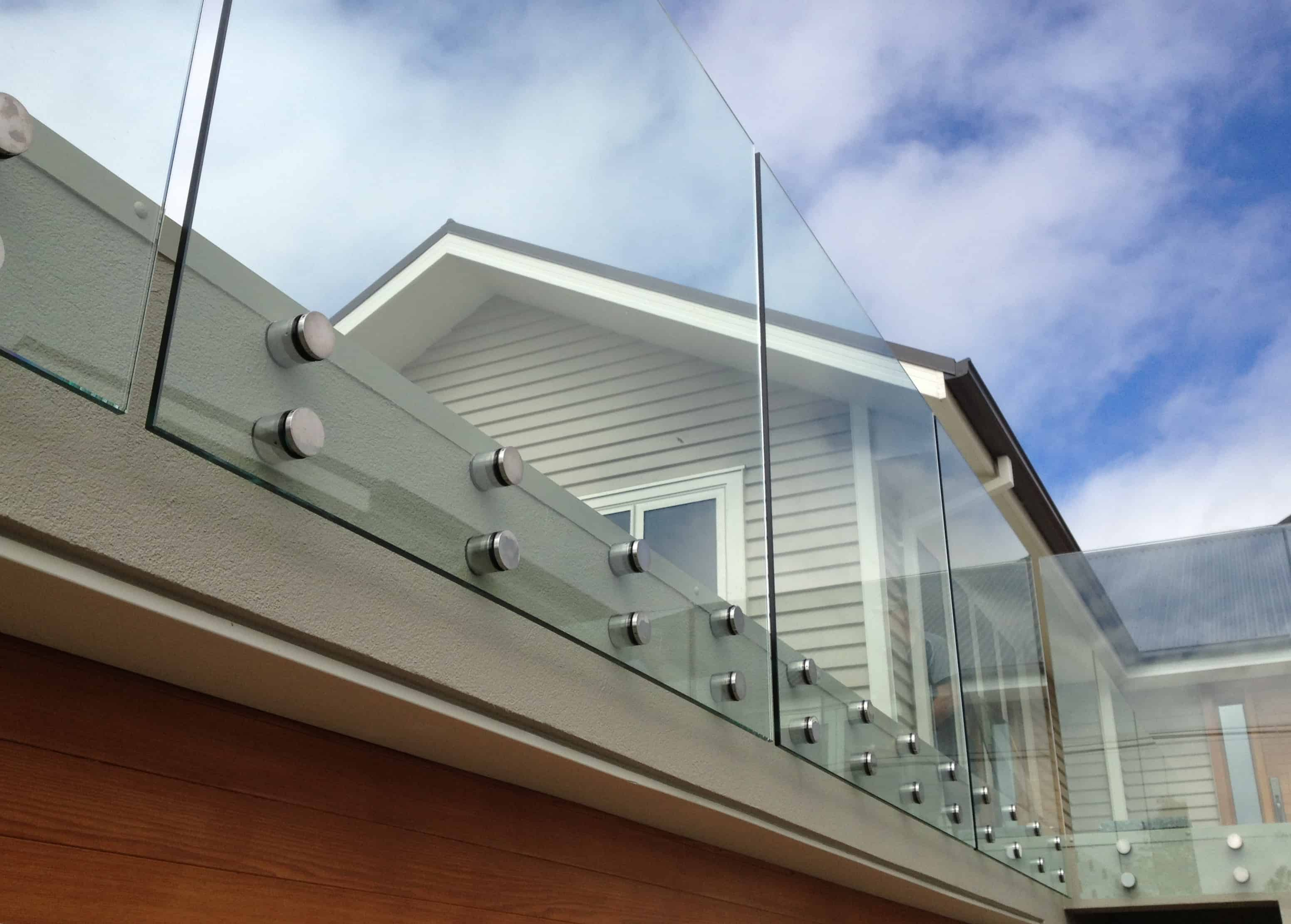Frameless Glass Balustrades Canterbury Balustrades