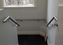 Canterbury Balustrade   45mm Round SS Handrail