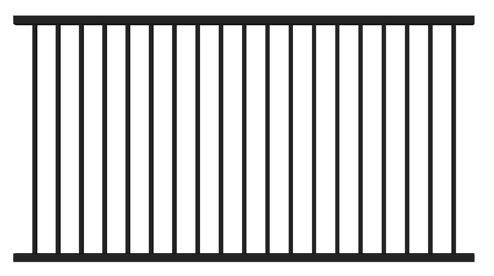 Canterbury Balustrade   Delta Fences