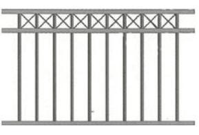 Canterbury Balustrade   Polo & Cross Fences