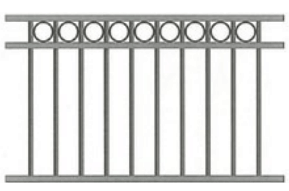 Canterbury Balustrade | Polo & Ring Fences