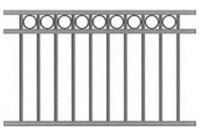 Canterbury Balustrade | Polo & Ring Fences