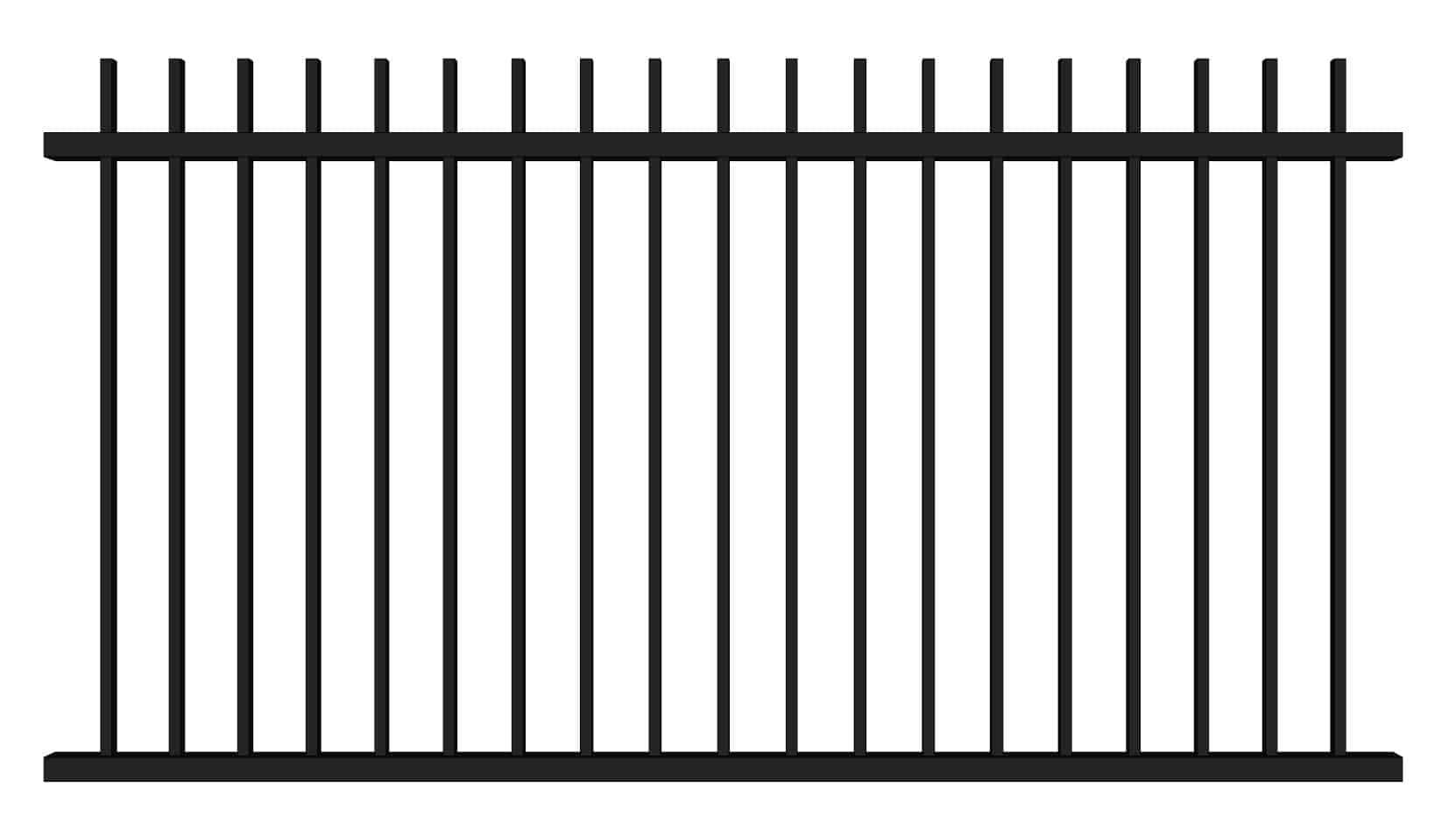 Canterbury Balustrade |Vecta Fences